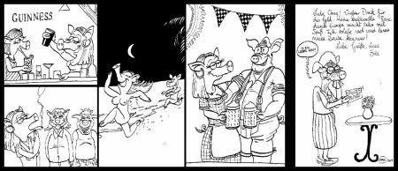 Comic: Niklas Horn