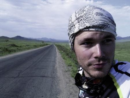 Immernoch unterwegs, aber schon in der Mongolei