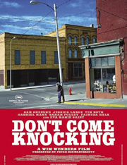 Wim Wenders – Don´t come knocking
