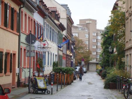 KA.mpus » Das Dörfle in Karlsruhe