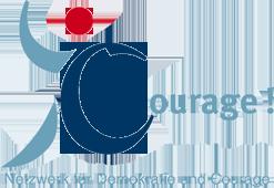 Logo Netzwerk Courage