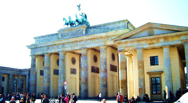 Brandenburger Tor Artikel