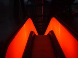 Treppe Zeche