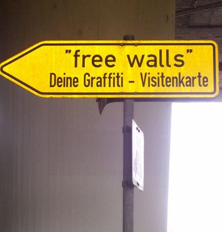 free walls