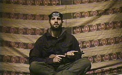 Kayvan Novak alias Waj in Four Lions