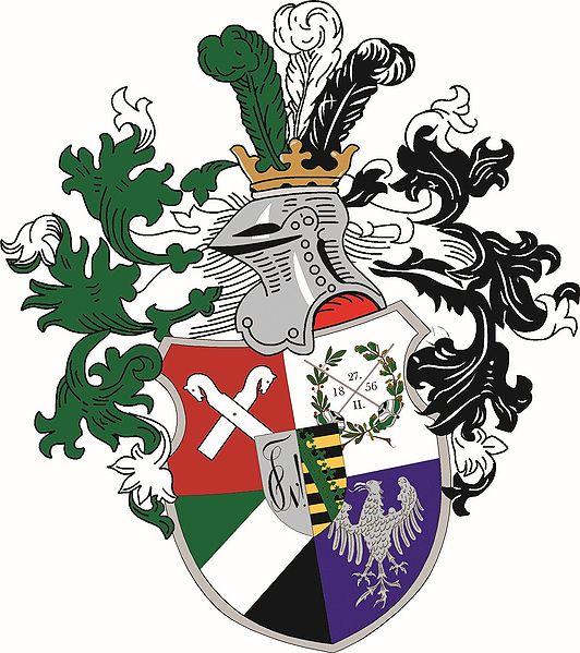 Wappen Saxonia