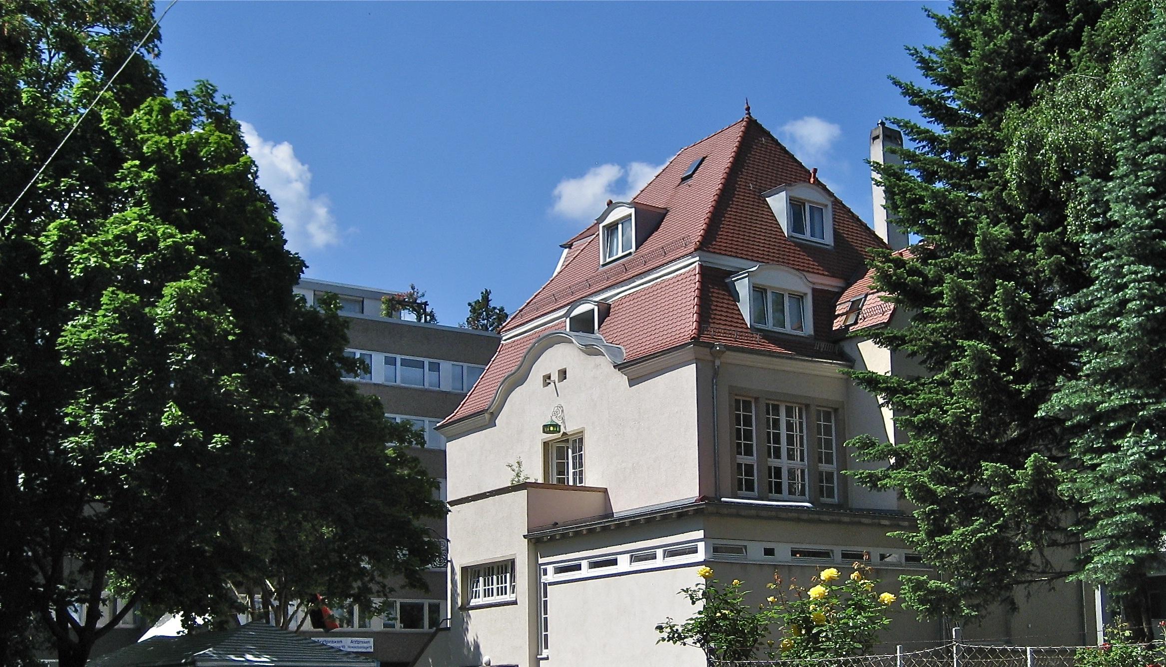 Haus Alemannia